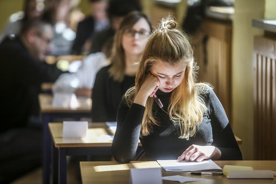 Ostatnia część egzaminu gimnazjalnego – dziś język obcy