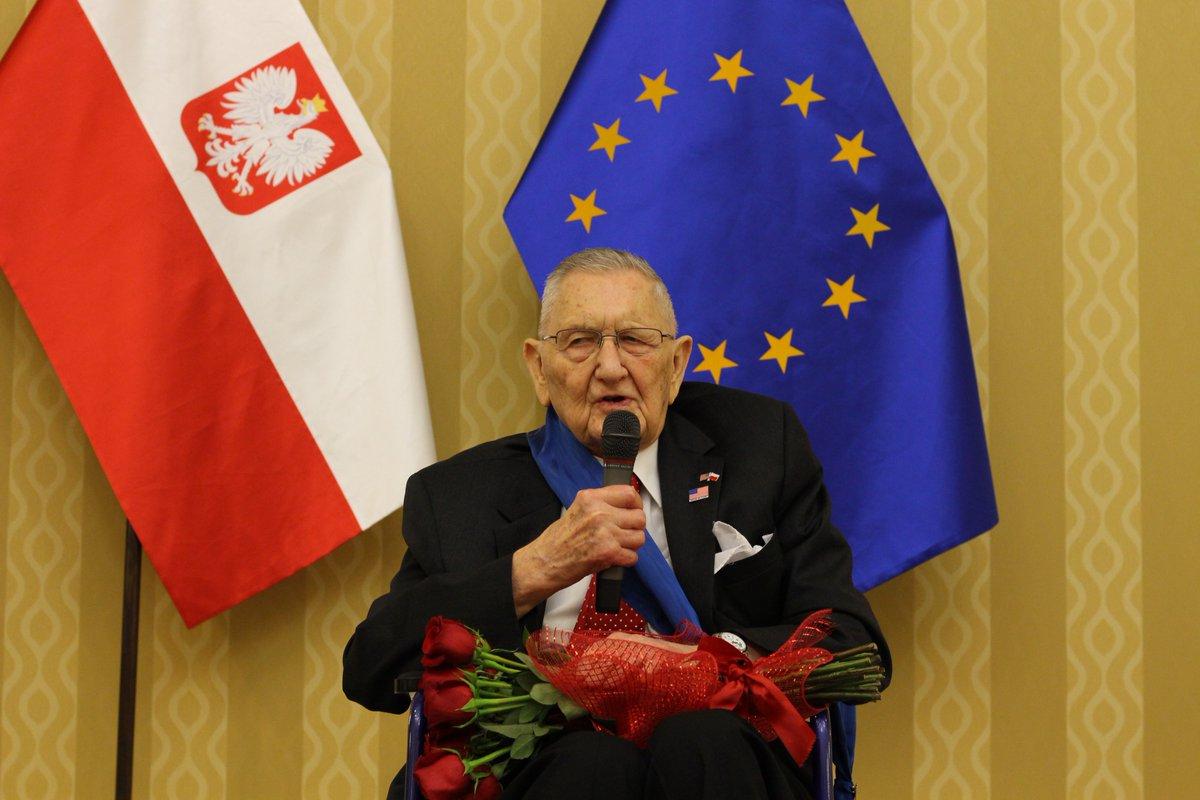 Generał Edward Rowny celebruje 100. urodziny!