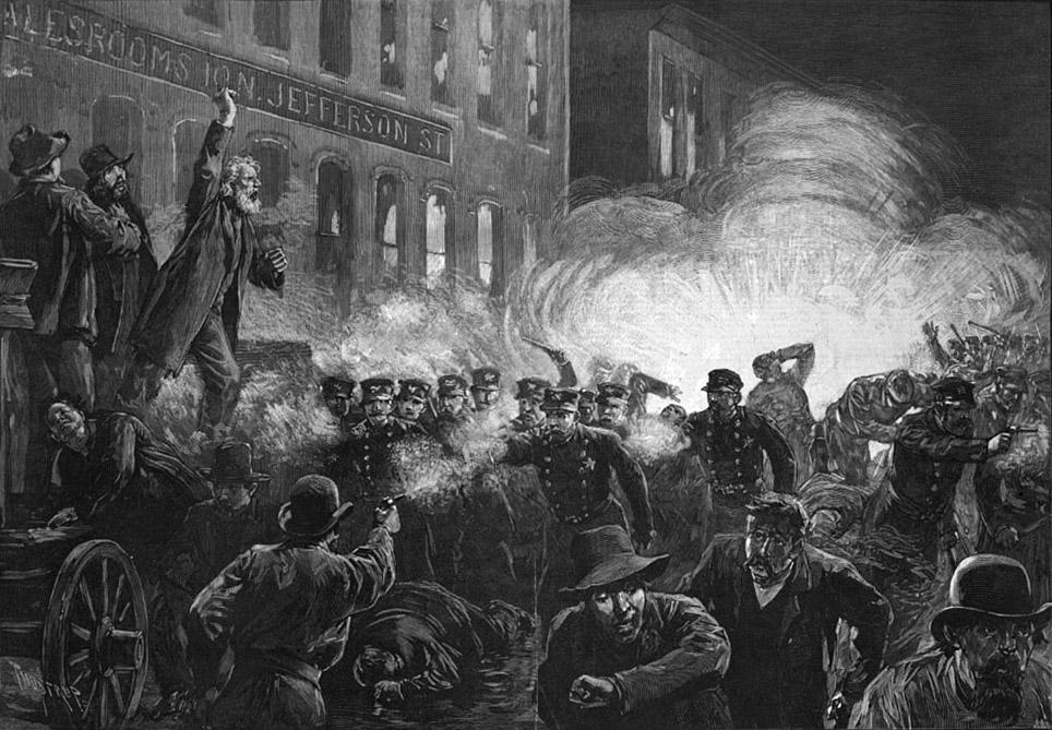Rocznica krwawego strajku chicagowskich robotników