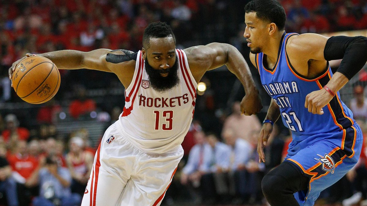 NBA – Houston Rockets w fazie play-off