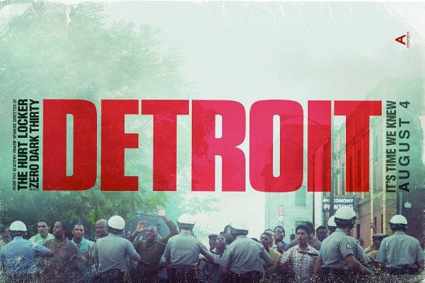 """Film """"Detroit"""" nie przyciągnął tłumów do kin w pierwszym tygodniu"""
