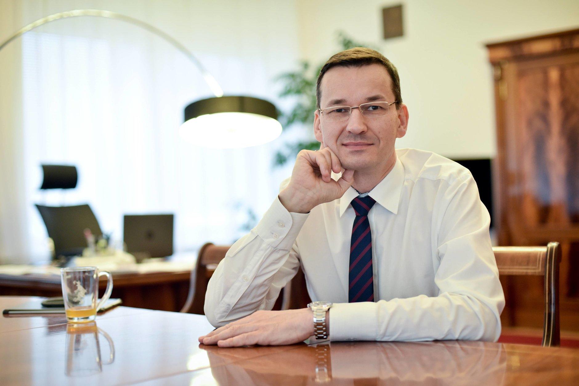 Wicepremier Mateusz Morawiecki odwołał wylot na Maltę