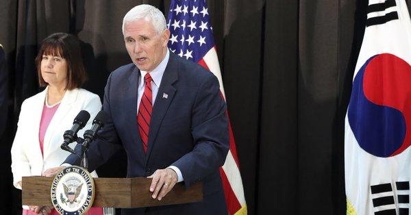 USA: Owacja konserwatystów dla Pence'a. Ameryka nigdy nie stanie się krajem socjalistycznym