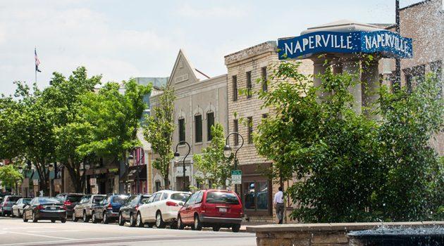 Naperville w dziesiątce najbezpieczniejszych miasteczek do wychowania dzieci  w USA