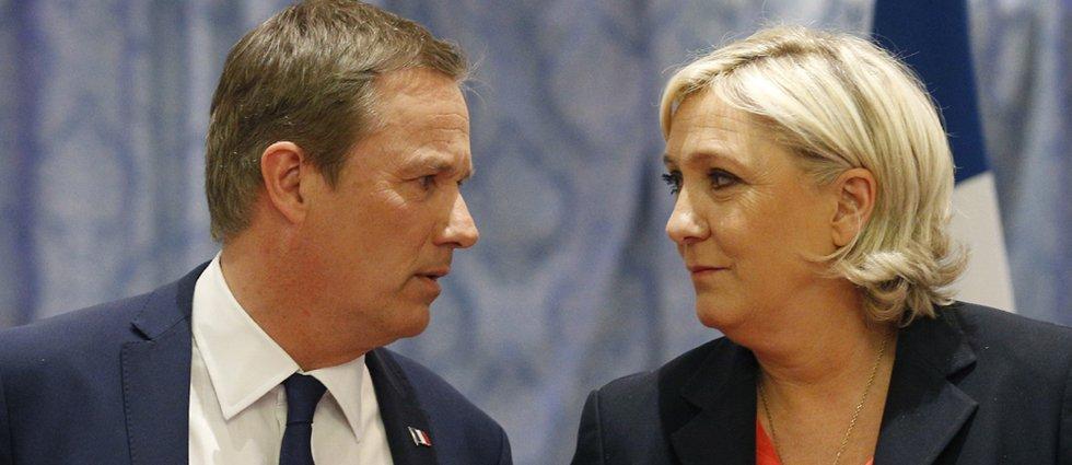 Gwałtowne reakcje po przyłączeniu się gaullisty do obozu Marine Le Pen