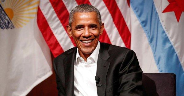 Uniwersytet Illinois przyznał Obamie  nagrodę za etyczne rządy
