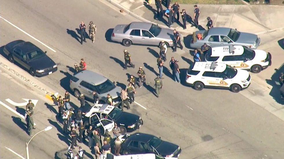 Strzelanina w szkole w San Bernardino. Są zabici