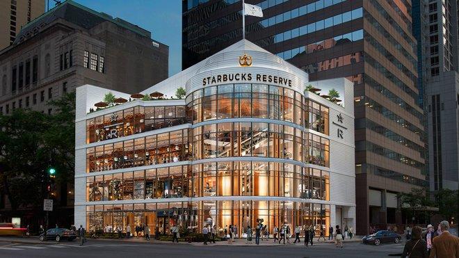 Za dwa miesiące w Chicago otwarty zostanie największy Starbucks na świecie