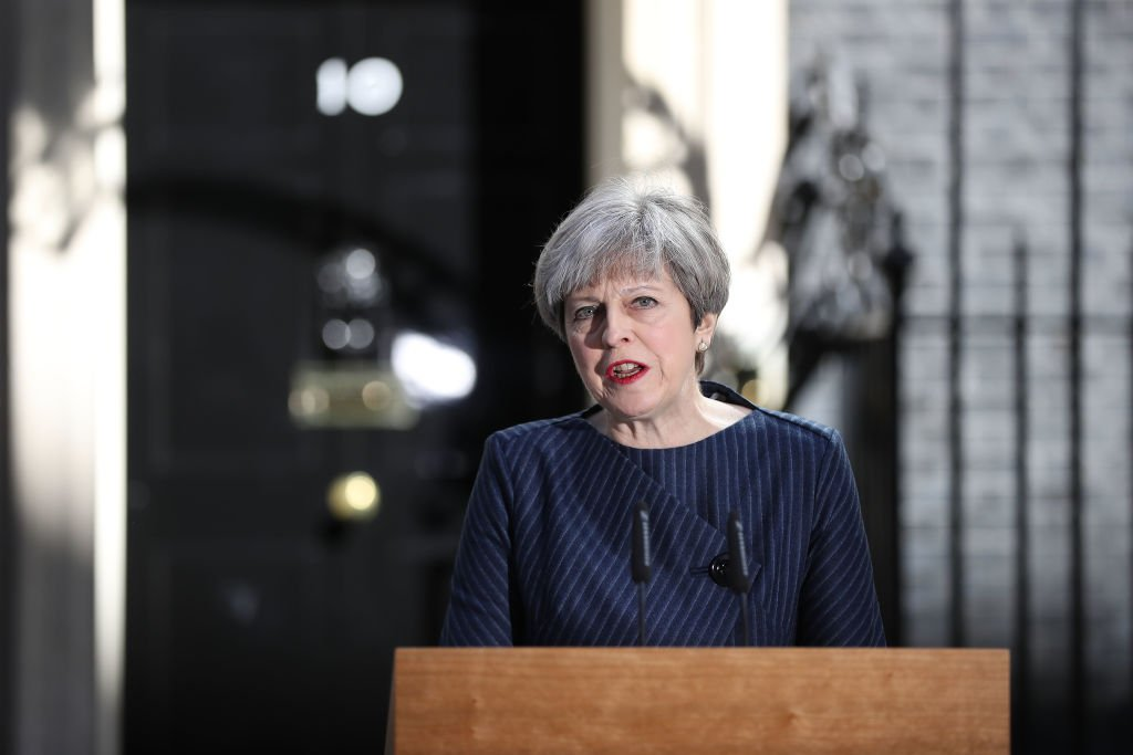 Wielka Brytania: Jest wniosek o odwołanie T. May ze stanowiska szefowej partii!