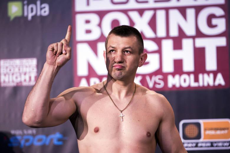 Polsat Boxing Night w Ergo Arenie