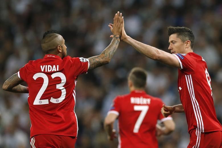 Liga Mistrzów: Bayern w półfinale