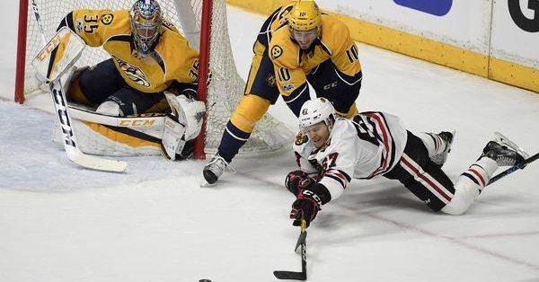 Poniedziałek w NHL pod znakiem dogrywek