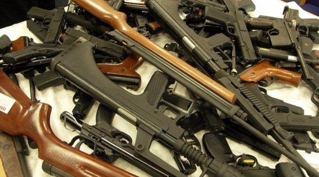 Chicagowska policja zebrała ponad 400 sztuk broni