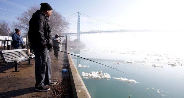 Ryby z rzeki Detroit wyjątkowo szkodliwe dla zdrowia