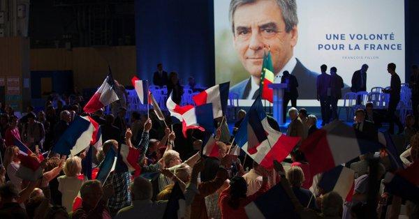 Ostatni dzień kampanii przed wyborami prezydenckimi we Francji
