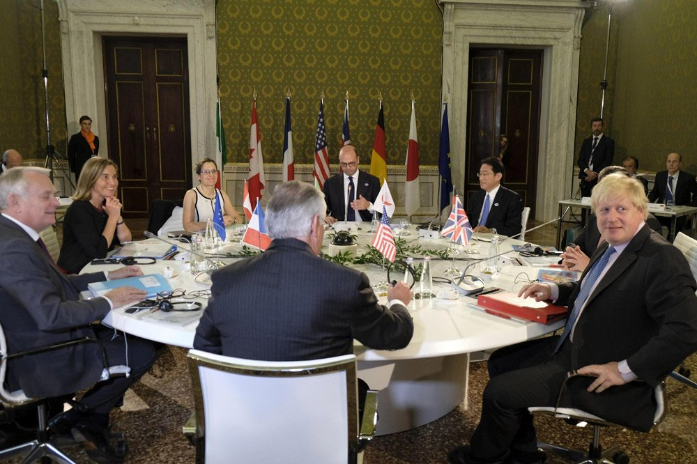 Europejscy przywódcy sprzeciwiają się uczestnictwu Rosji w G7