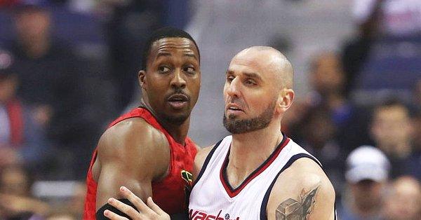 Koszykówka. Marcin Gortat: Wizards to nie Golden State