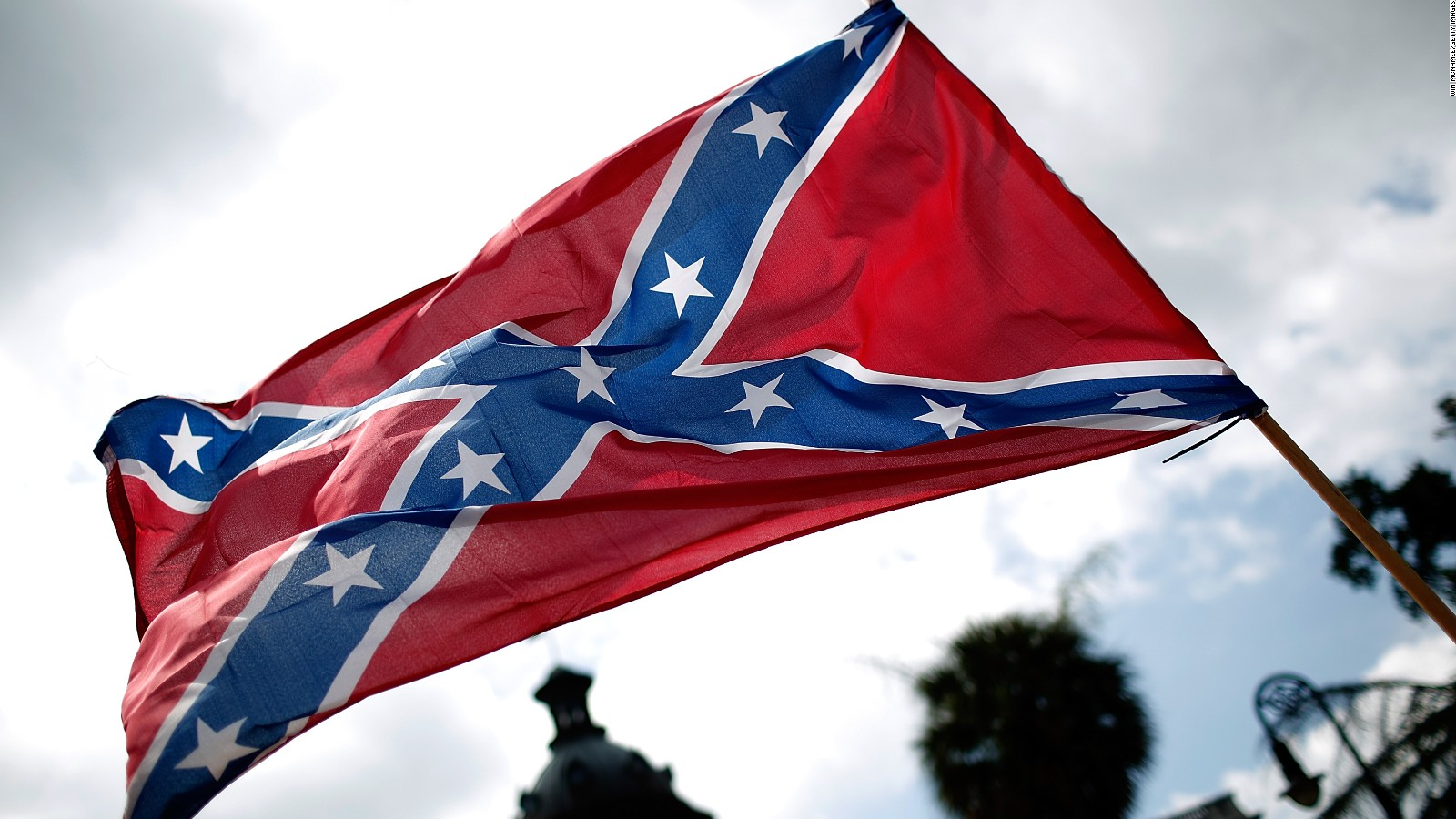 Floryda usunie część świat związanych z Konfederacją?