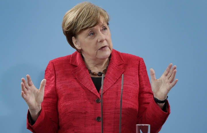 Ukraina: Merkel o sankcjach i Nord Stream II
