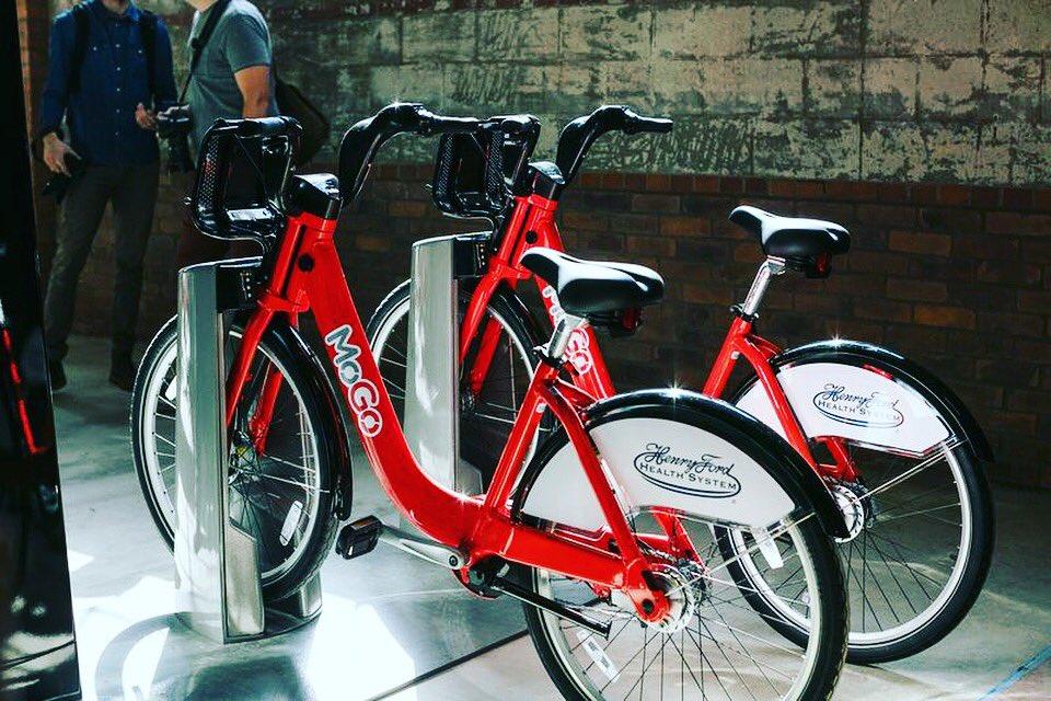 Od maja rowery miejskie do wypożyczenia w Detroit
