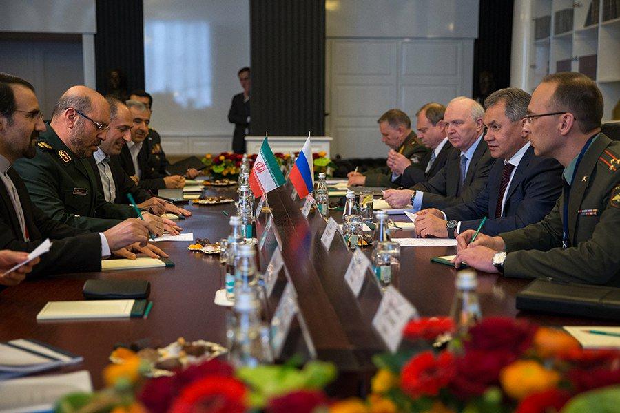 Moskwa: Konferencja o Bezpieczeństwie Międzynarodowym