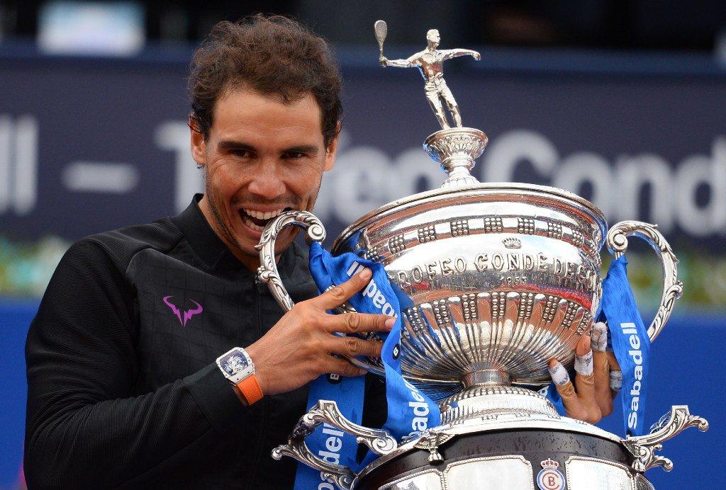Rafael Nadal po raz dziesiąty zwycięzcą turnieju ATP w Barcelonie