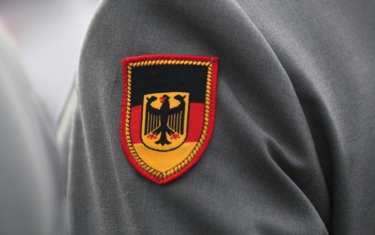 Neonaziści w niemieckiej armii