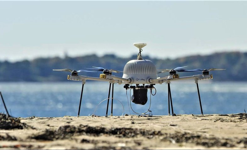 Białoruś produkuje drony kamikadze