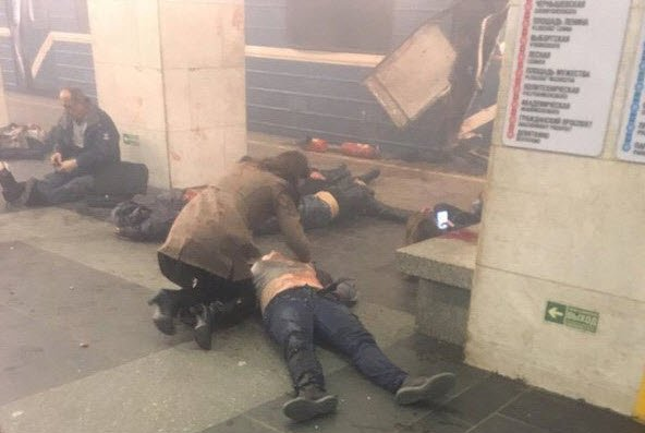 Zamachy terrorystyczne w Rosji w XXI wieku