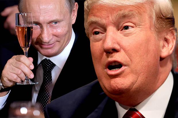 Trump przekazał Rosji tajne informacje?
