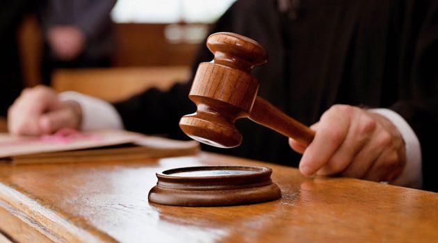 Strażnik skazany za seks z osadzonymi