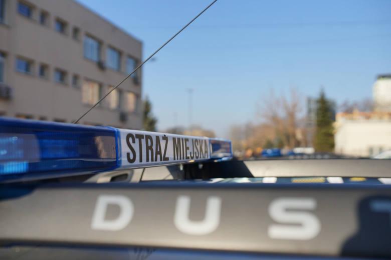 Krakowscy strażnicy miejscy uratowali 3-latkę