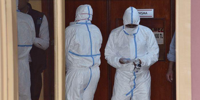 W czasie kwietniowego ataku na syryjskie miasto Duma prawdopodobnie użyto chloru
