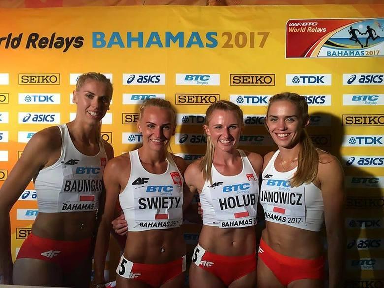 Lekkoatletyka – MŚ: Polki z brązem w sztafecie 4 x 400 m, złoto dla USA