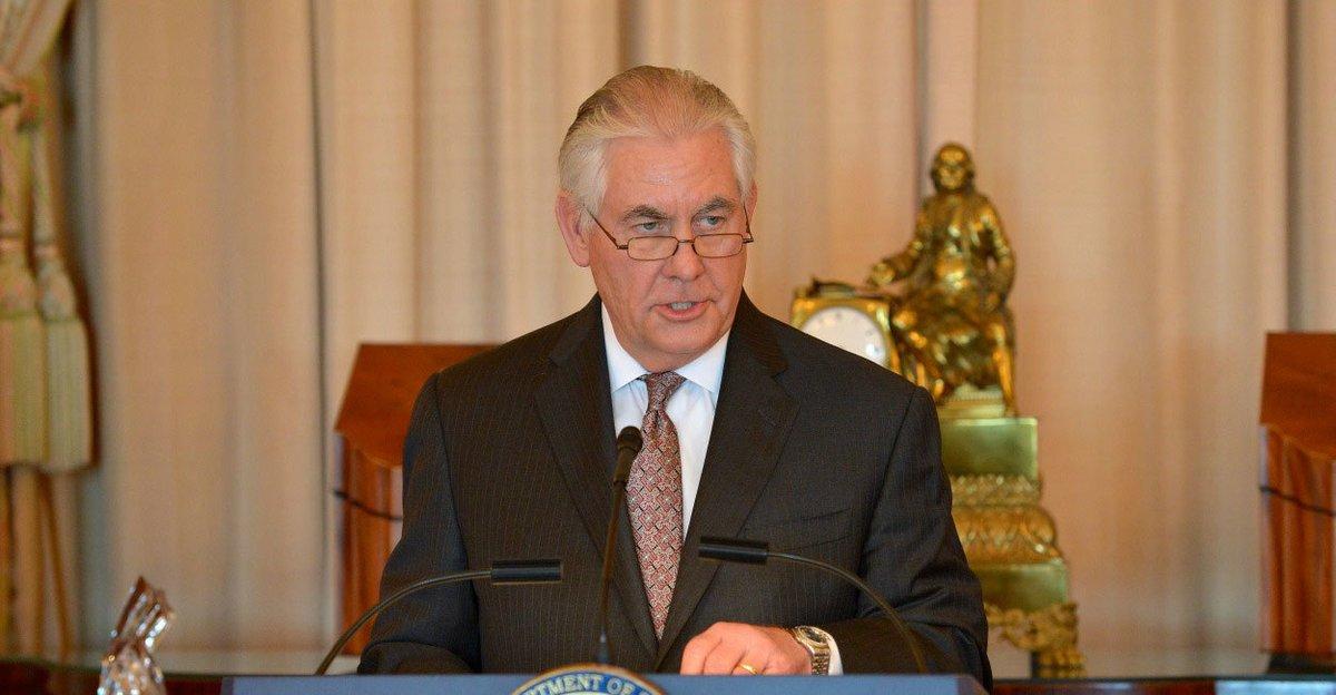 Wizyta Rexa Tillersona jest też wyrazem zainteresowania Stanów Zjednoczonych Europą środkową i inicjatywą Trójmorza