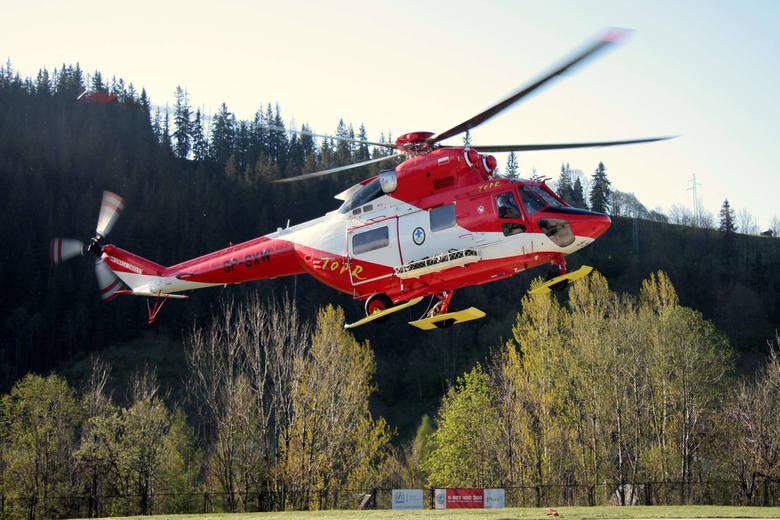 Akcja ratownicza po tragicznej burzy w Zakopanem trwa