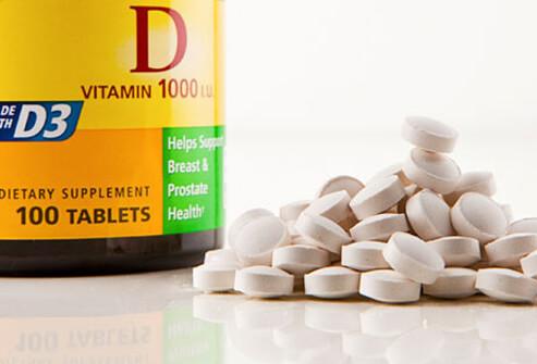Witamina D nie zapobiega chorobom serca i układu krążenia