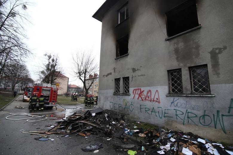 Wybuch gazu w Bytomiu-Stroszku: 43-latek popełnił samobójstwo