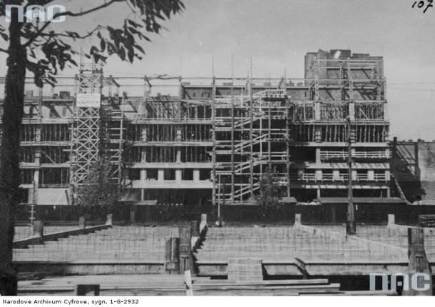Budowle Warszawy, które nigdy nie powstały