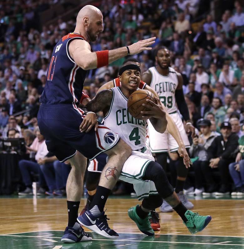 NBA: Trzecie zwycięstwa Cavaliers i Celtics