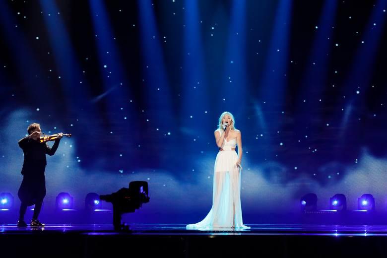 Polka Kasia Moś w finale Eurowizji 2017