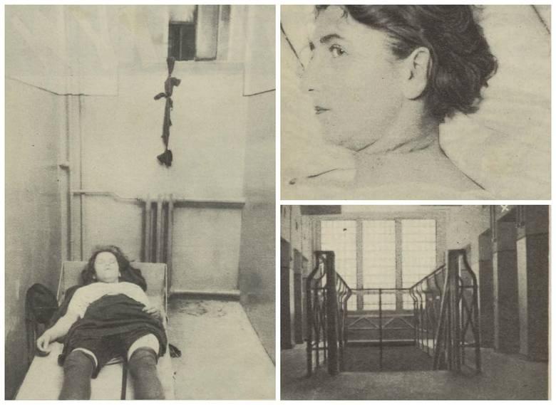Dusicielka – mroczna opowieść z toruńskiego magistratu z 1933 roku