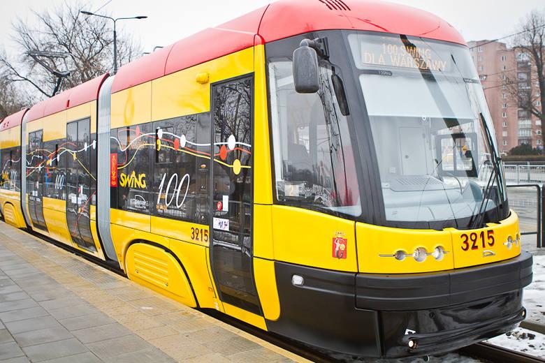 Wielki przetarg na tramwaje dla Warszawy