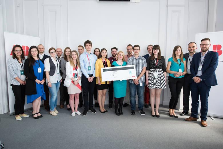 Krakowscy studenci w finale konkursu ABB IT Challenge