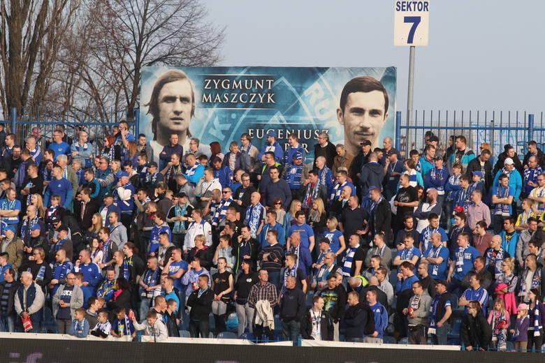 Ruch Chorzów spadł z Ekstraklasy