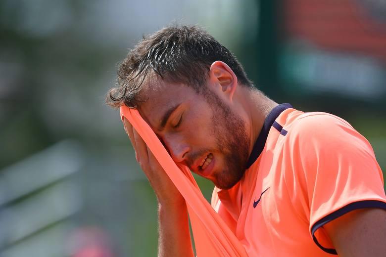 Roland Garros: Janowicz żegna się z turniejem
