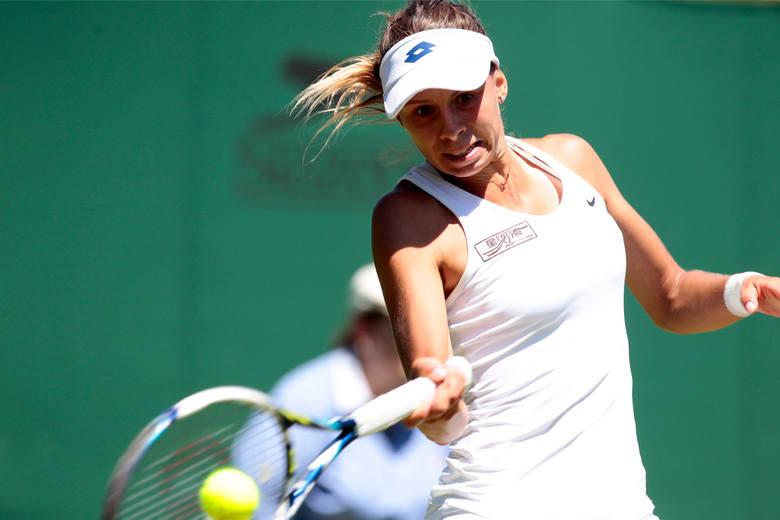 Magda Linette w II rundzie Roland Garros