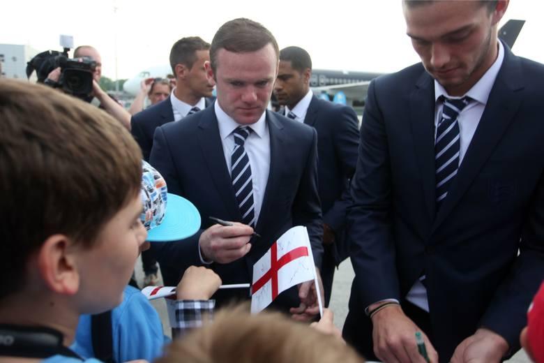 Kadra Anglii znów bez Rooneya