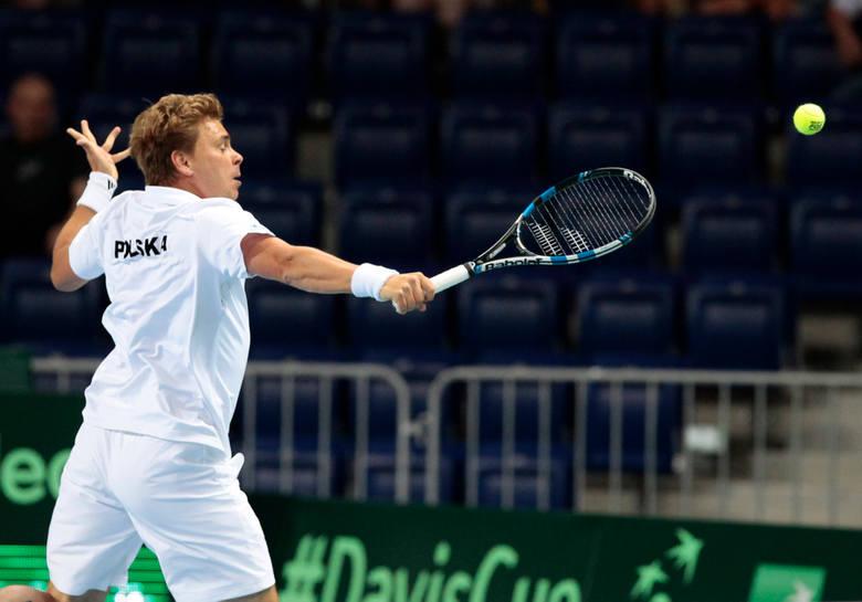 Matkowski awansował do II rundy Roland Garros