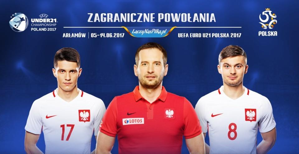 Milik , Kapustka i Zieliński powołani  do kadry na ME U21